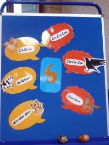 Que Dice Los Animals, cancione por Hap Palmer