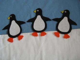 Penguin Flannel